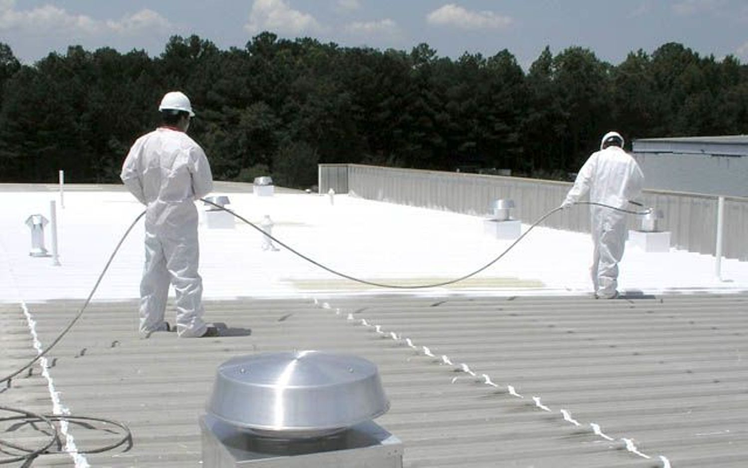 Commercial Roof Coatings Austin Texas