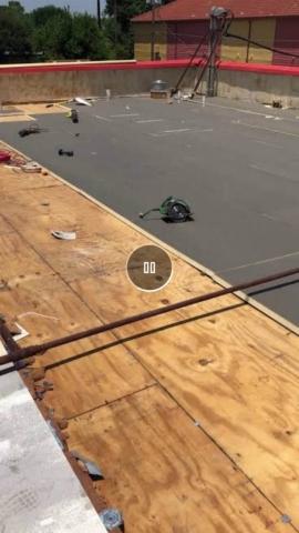 Commercial Roof Repair Austin Texas